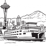 FunDraw_dot_com_Space_Needle_and_Ferry