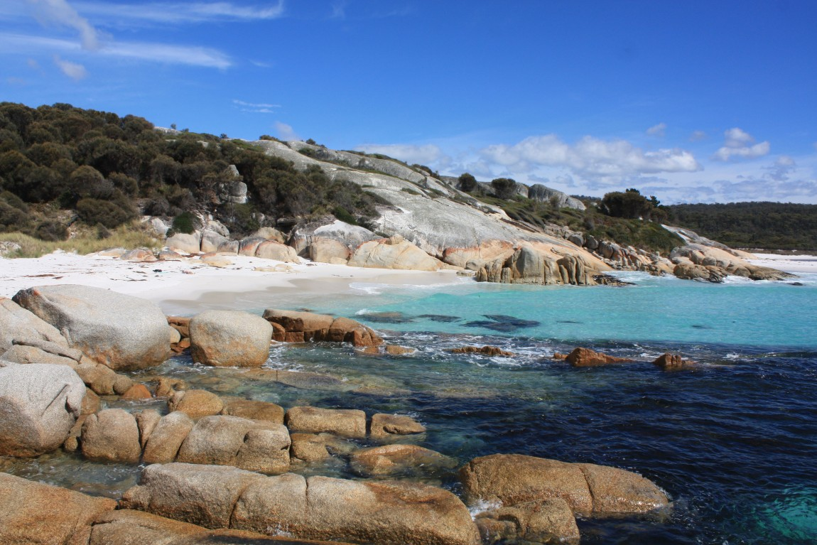 bay of fires