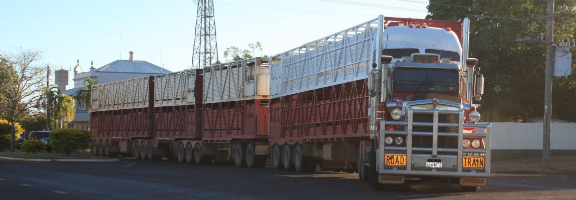 road train australie
